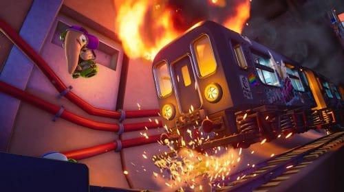 Worms Rumble chegará ao PS4 e PS5 no dia 1º de dezembro