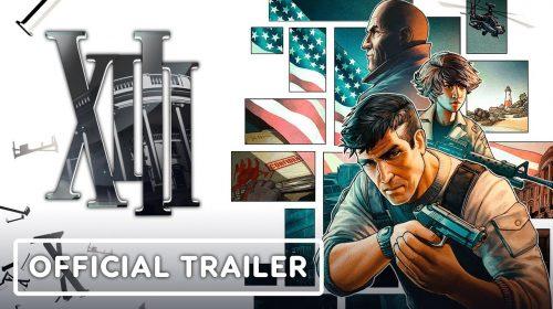 Novo trailer do jogo XIII mostra mais das armas