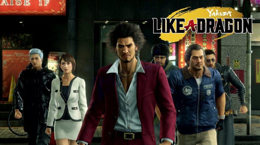 Yakuza: Like a Dragon recebe novo trailer repleto de minigames