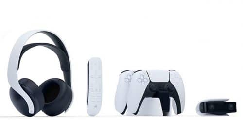 Acessórios do PS5 podem chegar ao mercado antes do videogame