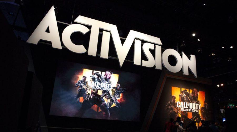 Activision Blizzard tem receita de US$1,95 bilhão no terceiro trimestre de 2020