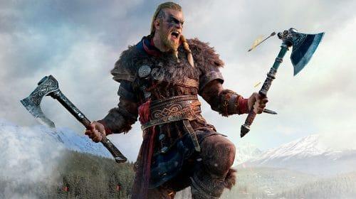 Ubisoft divulga as vozes brasileiras dos protagonistas do Assassin's Creed Valhalla
