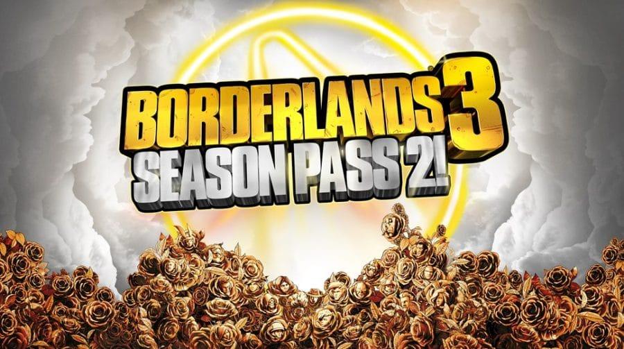 Borderlands 3: conteúdos do segundo Passe de Temporada é revelado
