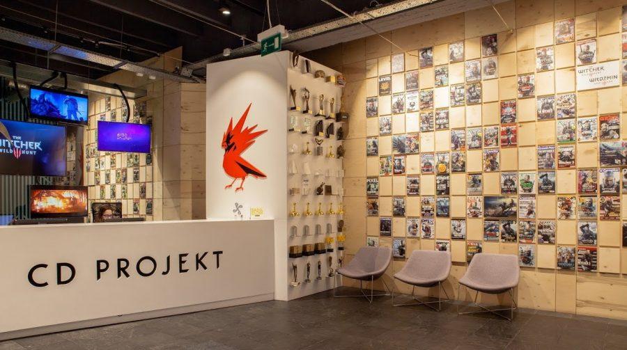 CD Projekt RED perde para Ubisoft liderança de empresa mais valiosa da Europa