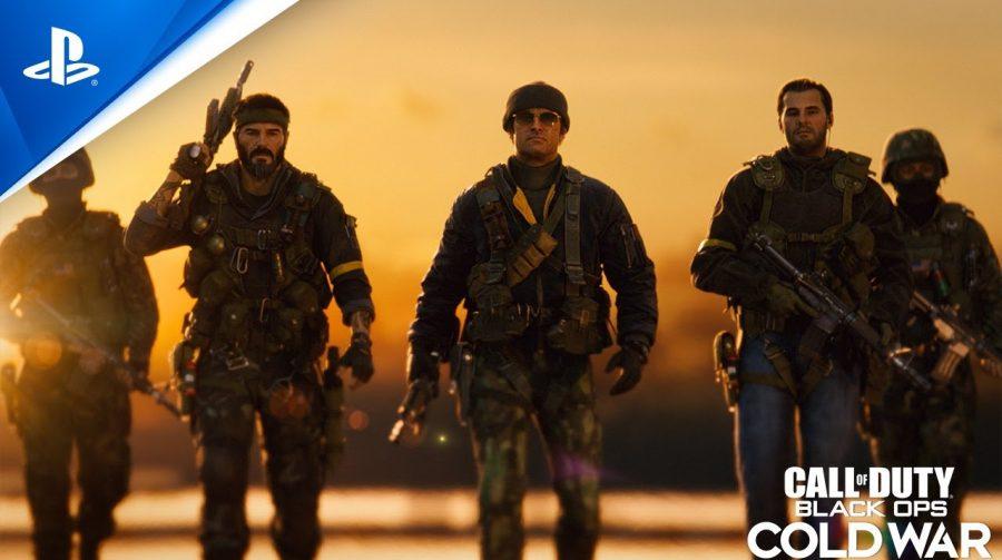 Trailer de lançamento de CoD: Black Ops Cold War é divulgado repleto de ação