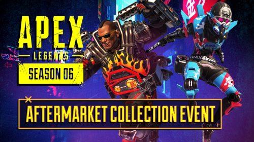 Beta do crossplay de Apex Legends chega na terça-feira (06)