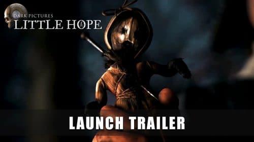 The Dark Pictures: Little Hope recebe trailer de lançamento assustador