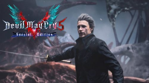 Devil May Cry 5 Special Edition chega a 4K e 60FPS no PS5