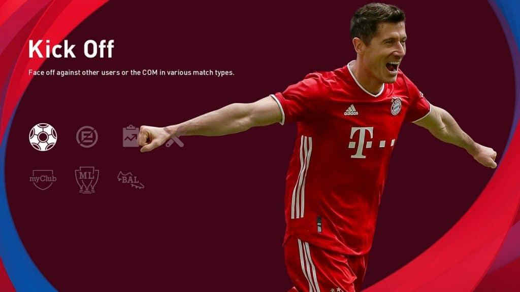 eFootball PES 2021 -Bayern