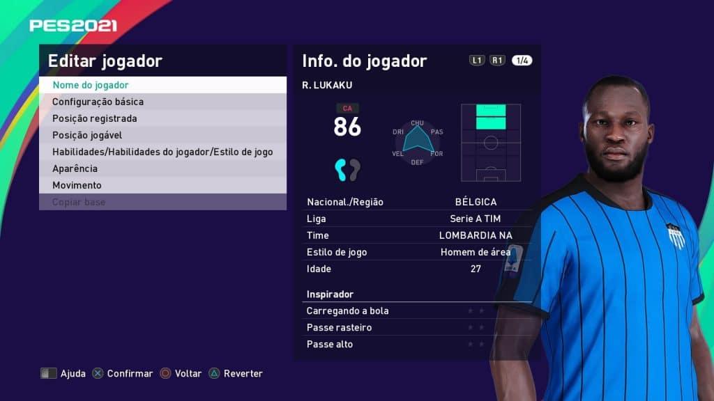 eFootball PES 2021 - Inter