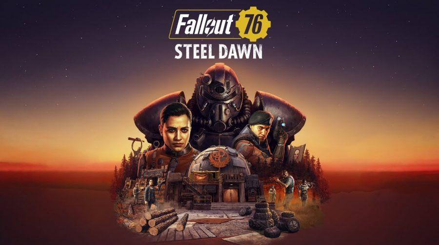 Fallout 76: novo trailer da atualização gratuita