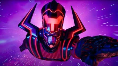 Ameaça final: Galactus se aproxima da Ilha de Fortnite