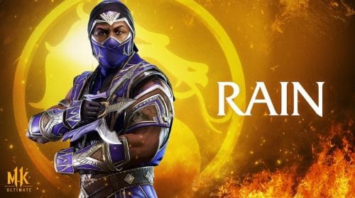 NetherRealm divulga gameplay de Rain em Mortal Kombat 11