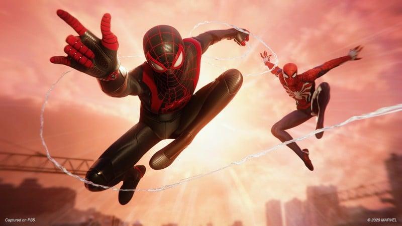 Spider-Man Miles Morales vendeu 4,1 milhões de unidades em 2020