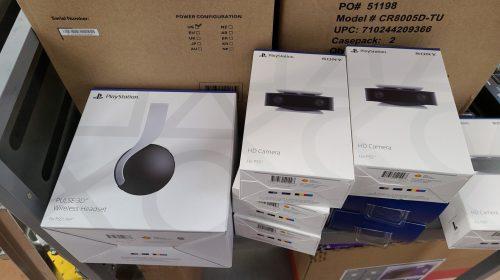 Headset Pulse 3D e Câmera HD do PS5 chegam às lojas dos EUA