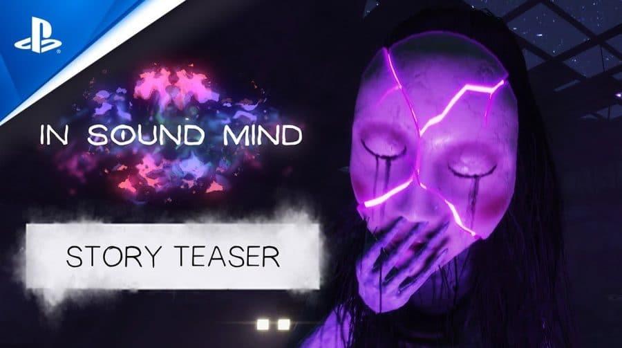 In Sound Mind, jogo de terror psicológico, ganha teaser de história perturbador