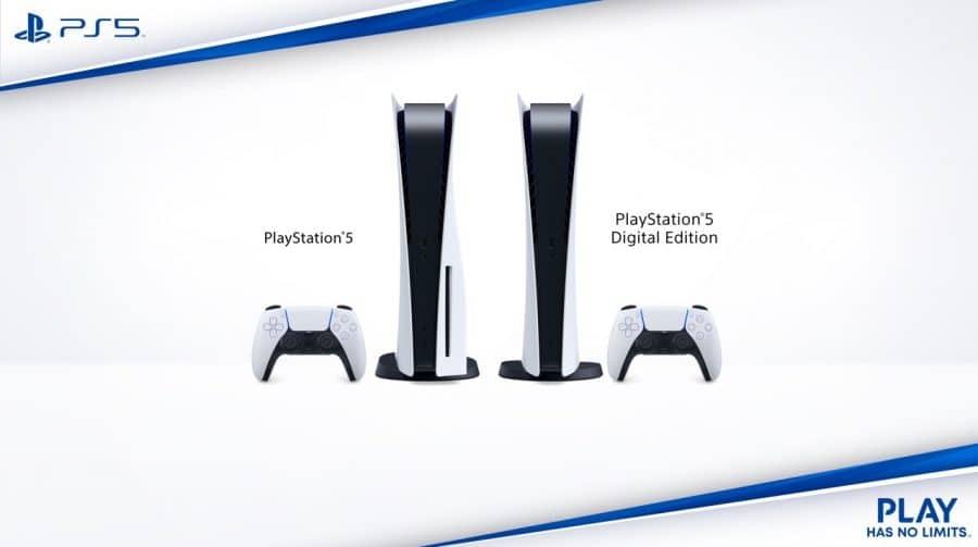 Falta um mês para o lançamento do PlayStation 5 no Brasil