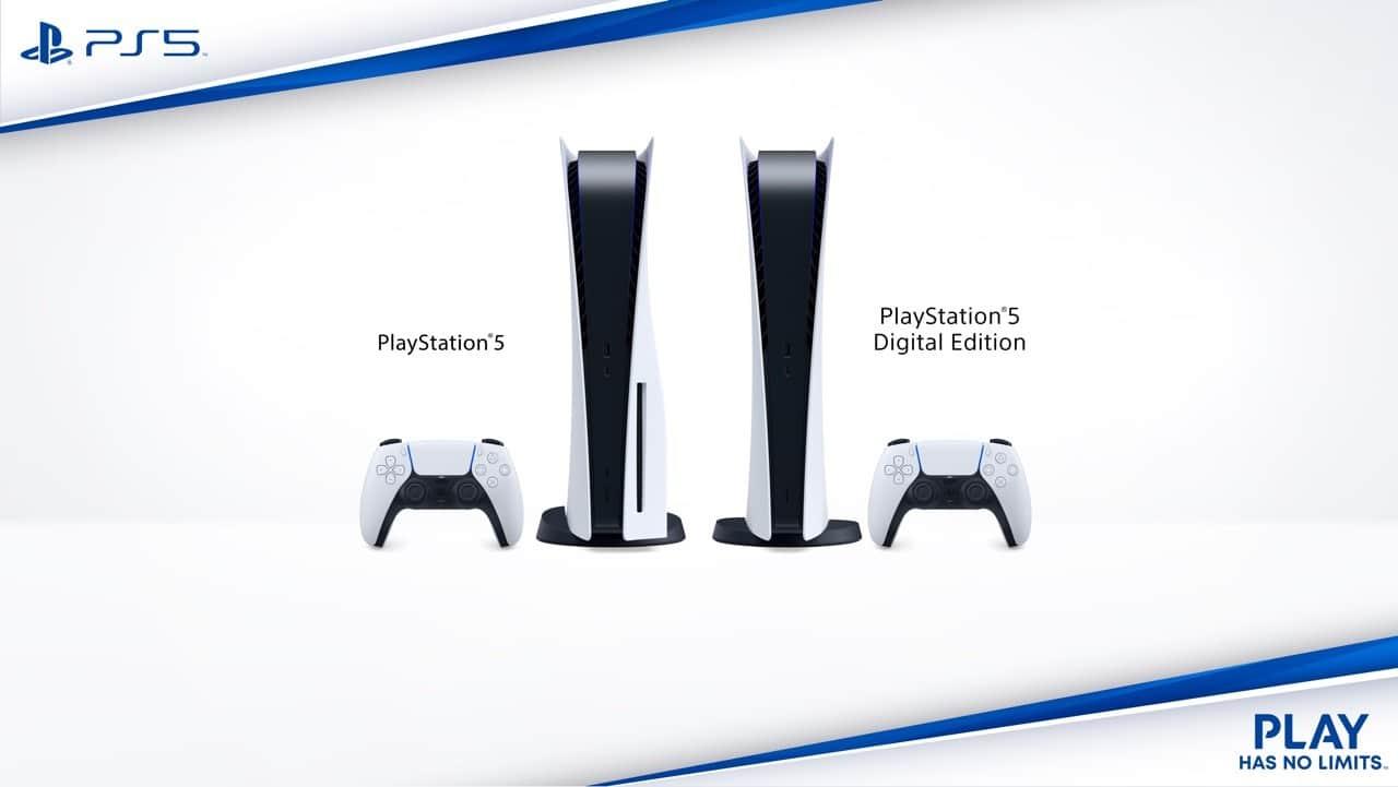 lançamento do PlayStation 5 no Brasil