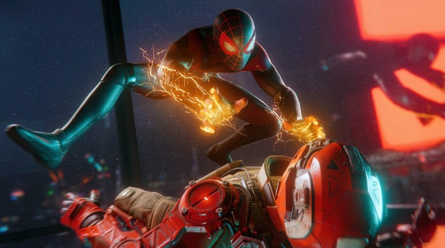 Gameplay de Spider-Man Miles Morales detalha as mecânicas de stealth do jogo
