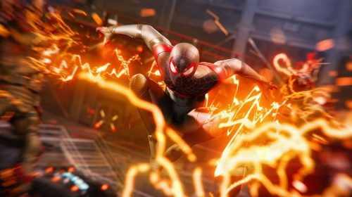 Trailer de Spider-Man Miles Morales mostra herói aprendendo novo poder