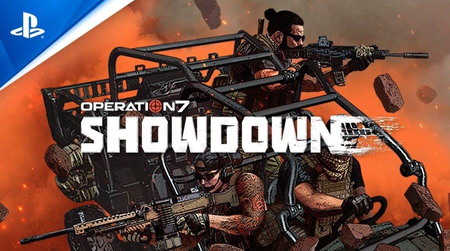 Operation7 Showdown, novo free to play, chega hoje (23) na PSN