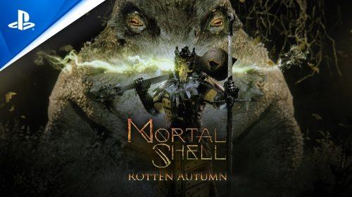 Mortal Shell recebe maior atualização desde o lançamento