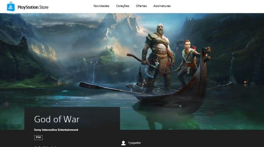 Chegou! Sony lança nova PlayStation Store web no Brasil
