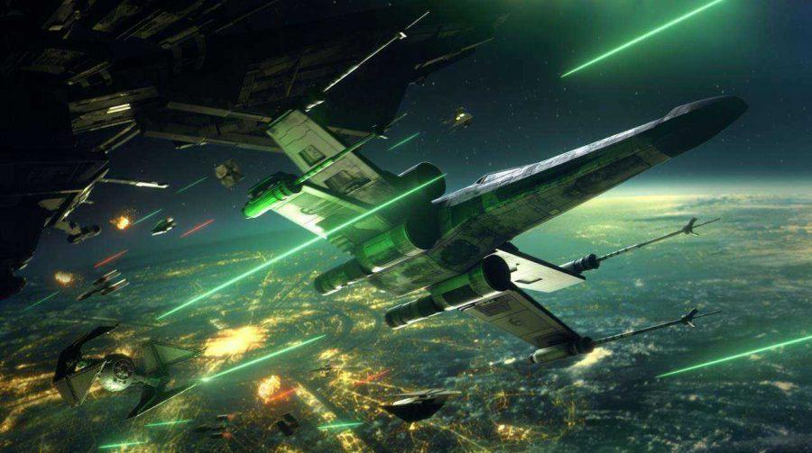 EA não planeja lançar conteúdos pós-lançamento de Star Wars Squadrons