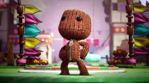 Dev de Sackboy: Uma Grande Aventura detalha versão de PS4, dificuldade e mais