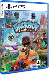 Sackboy Uma Grande Aventura - jogos de PS5