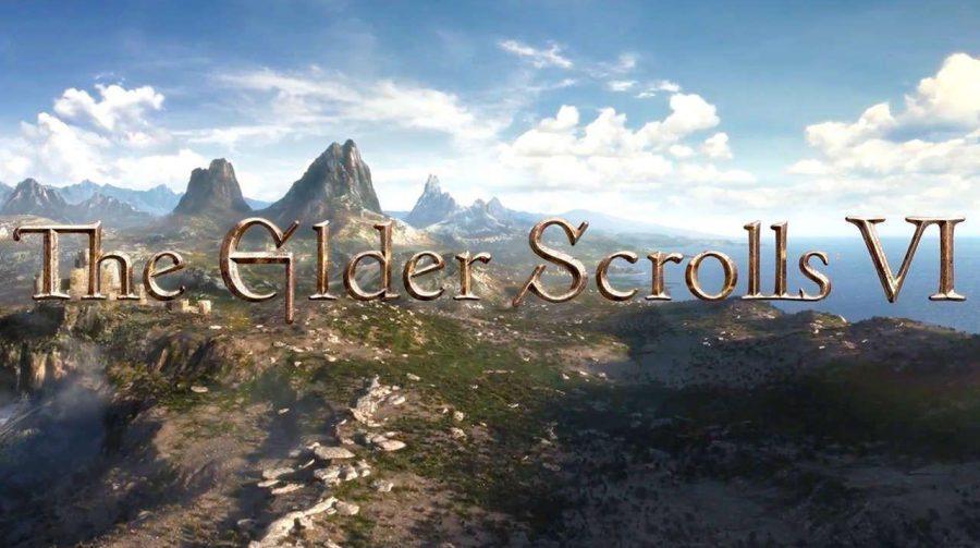 The Elder Scrolls 6 ainda está na fase de design, diz Bethesda