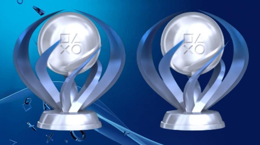 Troféus no PS5 poderão contar com