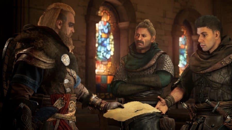 Easter egg de Assassin's Creed Valhalla faz referência a Dungeons & Dragons