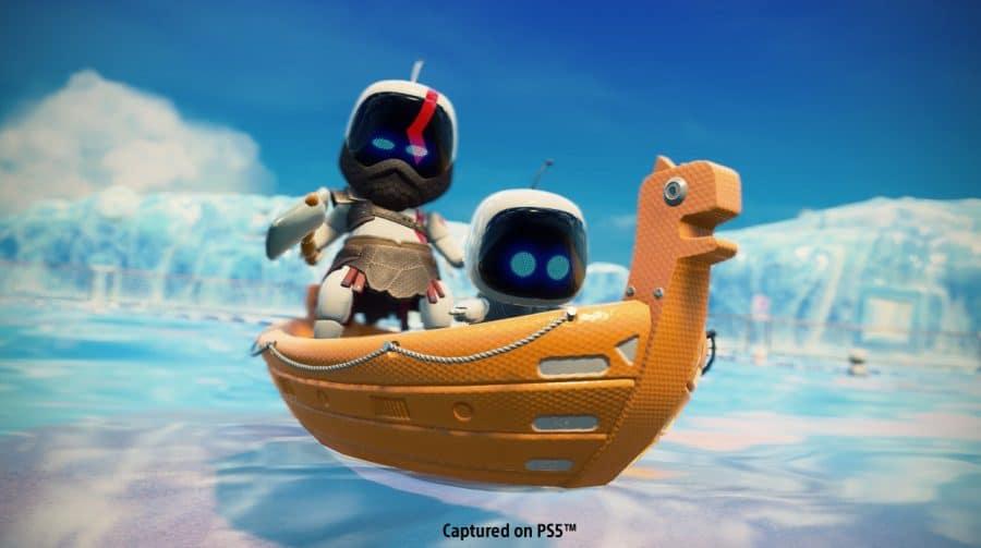 Dev de Astro's Playroom promete mais novidades