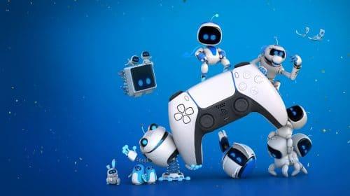 Exclusivo: as novas tecnologias do PS5 em Astro's Playroom