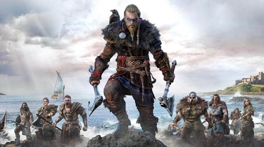 Assassin's Creed Valhalla deve receber mais uma grande atualização em fevereiro