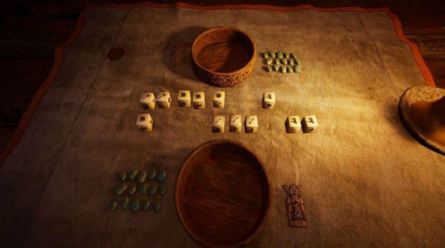 Orlog, minigame de Assassin's Creed Valhalla, terá lançamento físico