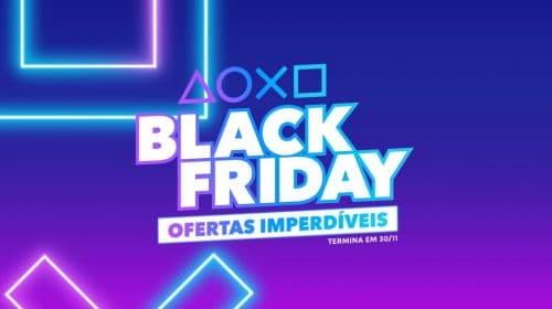 Começou! Black Friday na PlayStation Store oferece até 80% de descontos!