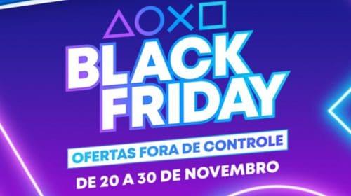 A Black Friday da PlayStation Store vem aí!