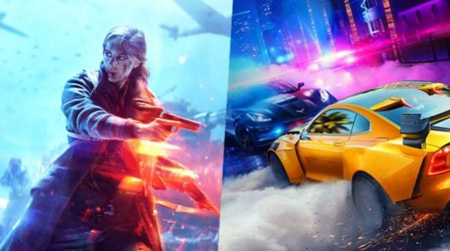Novos Battlefield e Need For Speed chegarão entre 2021 e 2022, revela EA