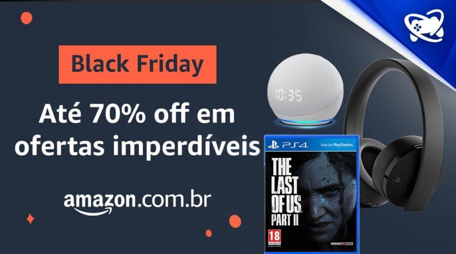 [Black Friday] Amazon: confira as melhores ofertas AQUI!