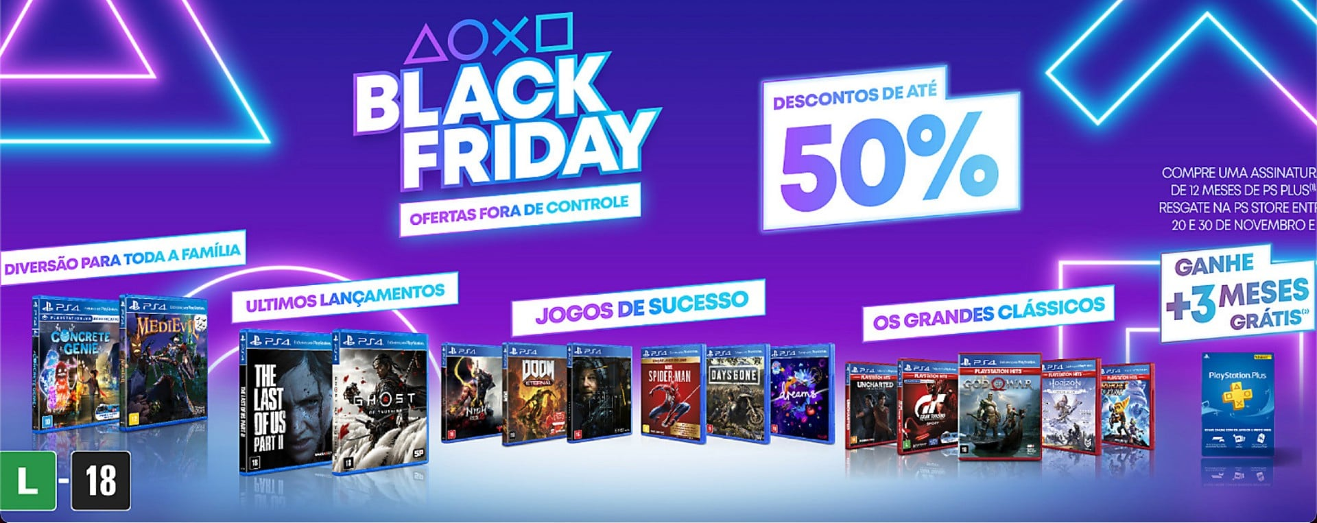 Black Friday - varejo