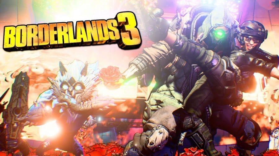 Borderlands 3 no PS5 supostamente roda a 120FPS no modo performance