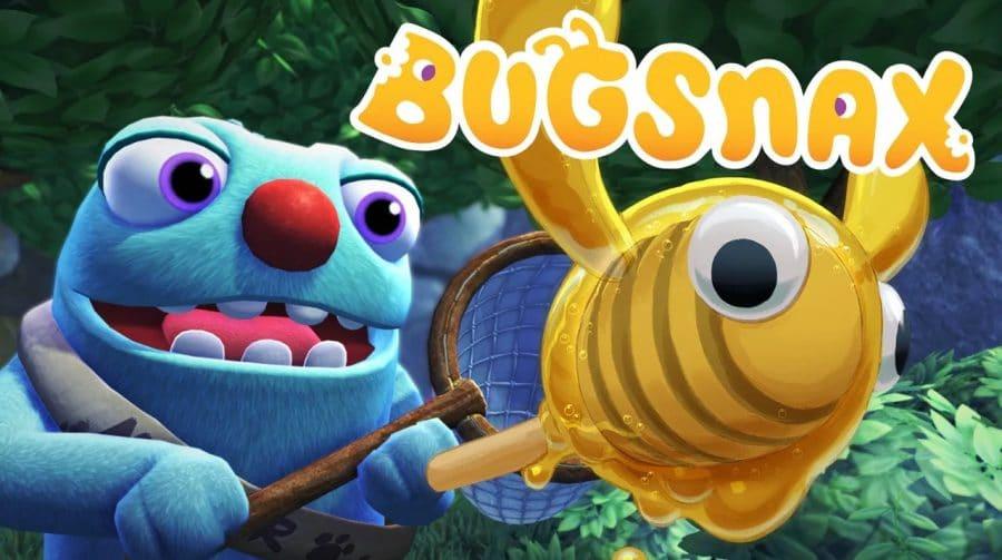 Mesmo liberado de graça no PS Plus, Bugsnax está vendendo bem