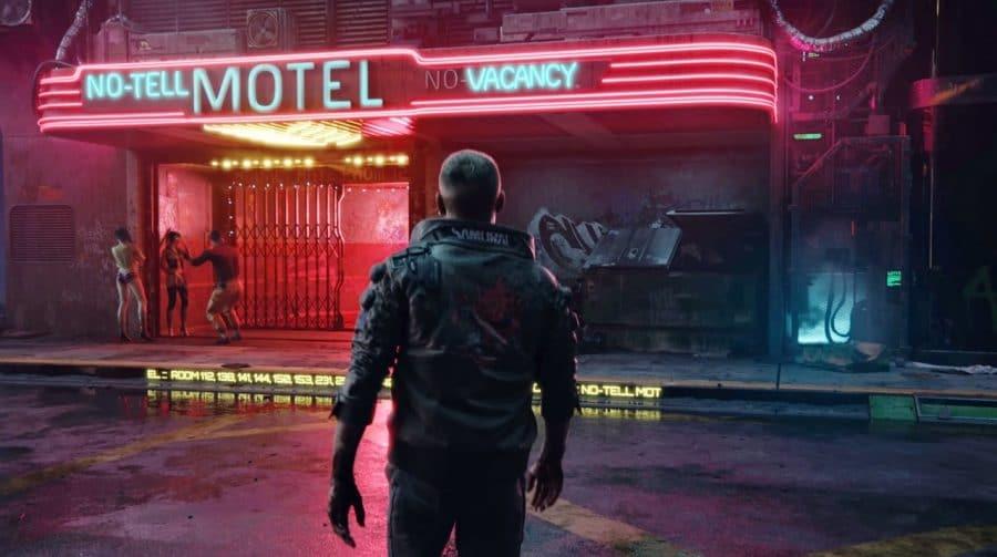 Novo evento de Cyberpunk 2077 é marcado para novembro