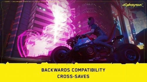 Cyberpunk 2077 terá migração de saves do PS4 para o PS5