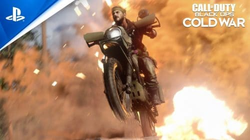 Call of Duty: Black Ops Cold War traz vários bônus para jogadores de PlayStation