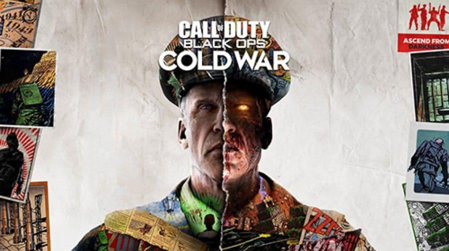 Usuários podem estar jogando Black Ops Cold War de PS4 no PS5 por engano