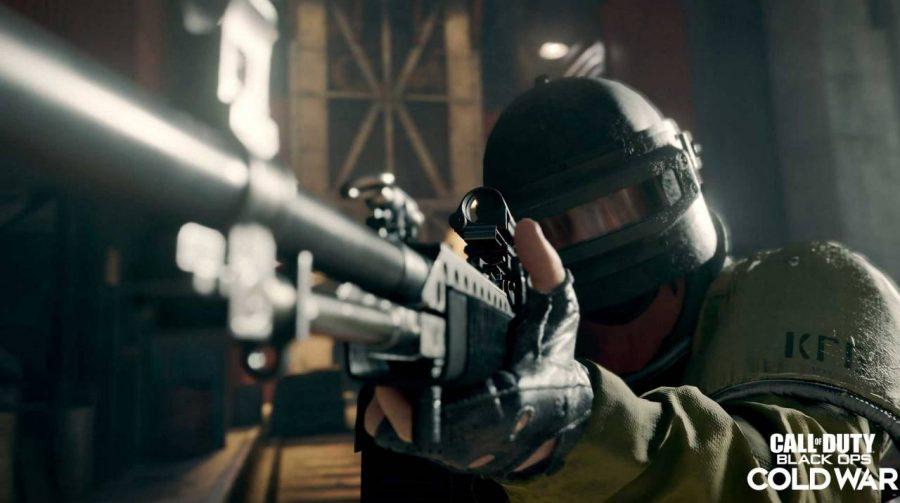 Black Ops Cold War é rápido no PS5, mas usuários têm de esperar para jogar