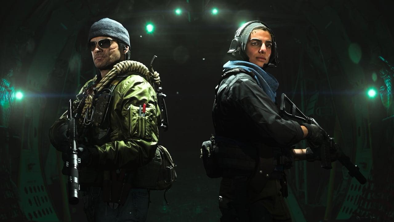 Call of Duty Black Ops Cold War e Modern Warfare